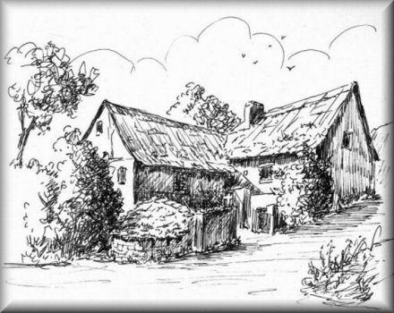 Une initiation aux bases du dessin - Apprendre a dessiner des maisons ...